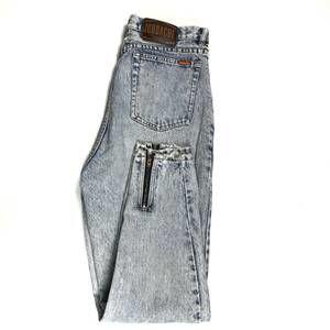 ⚡️VTG Jordache High Rise Mom Tapered Jeans 8 | 29